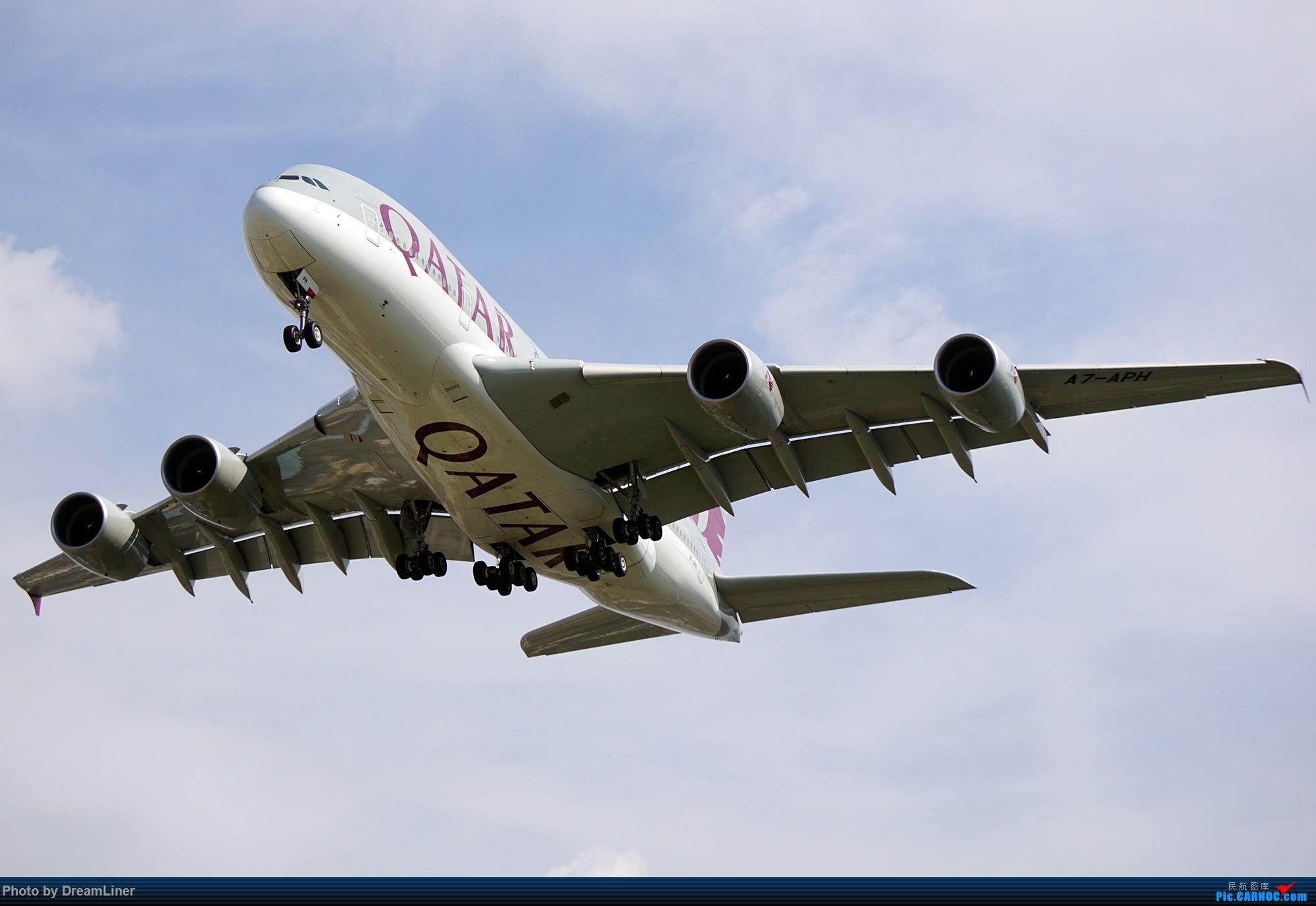 Re:[原创]17年暑假和今年寒假的ZGGG拍机成果 AIRBUS A380-800 A7-APH 中国广州白云国际机场