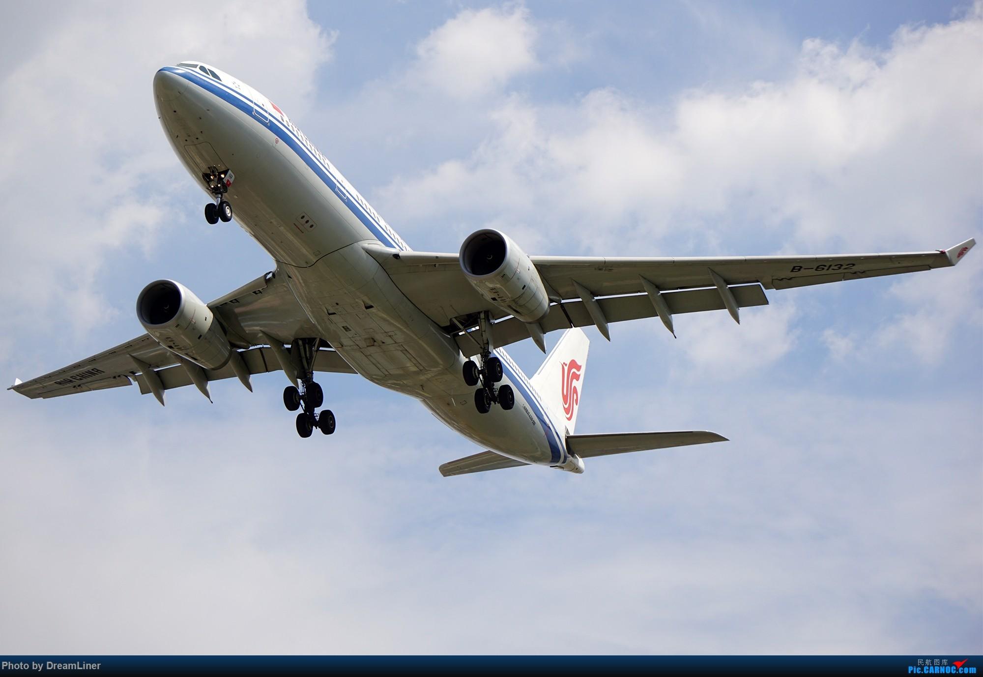 Re:[原创]17年暑假和今年寒假的ZGGG拍机成果 AIRBUS A330-200 B-6132 中国广州白云国际机场