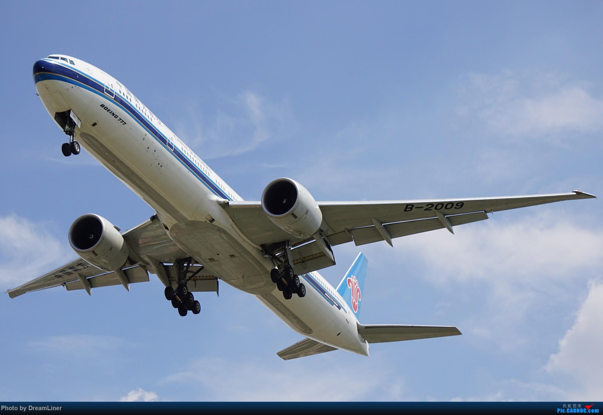 Re:[原创]17年暑假和今年寒假的ZGGG拍机成果 BOEING 777-300ER B-2009 中国广州白云国际机场