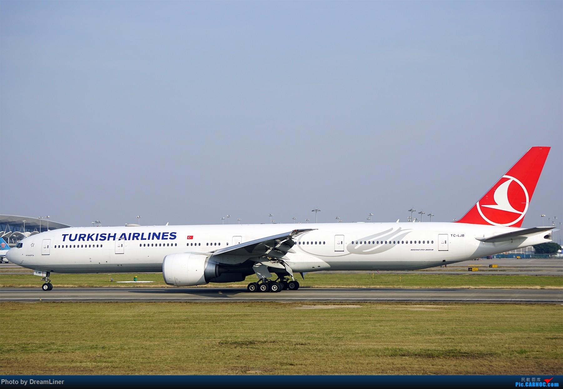 Re:[原创]17年暑假和今年寒假的ZGGG拍机成果 BOEING 777-300ER TC-LJB 中国广州白云国际机场