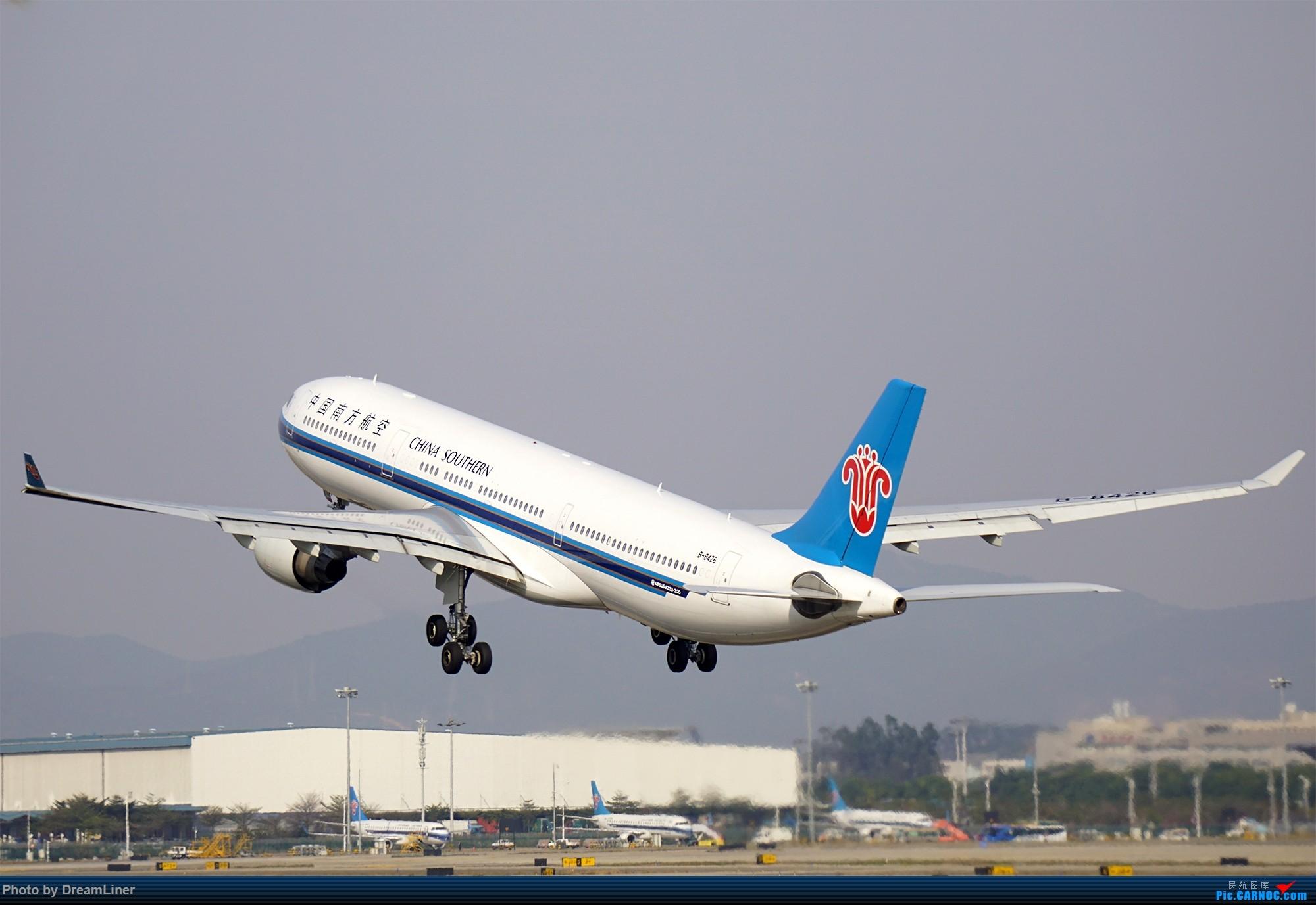 Re:[原创]17年暑假和今年寒假的ZGGG拍机成果 AIRBUS A330-300 B-8426 中国广州白云国际机场