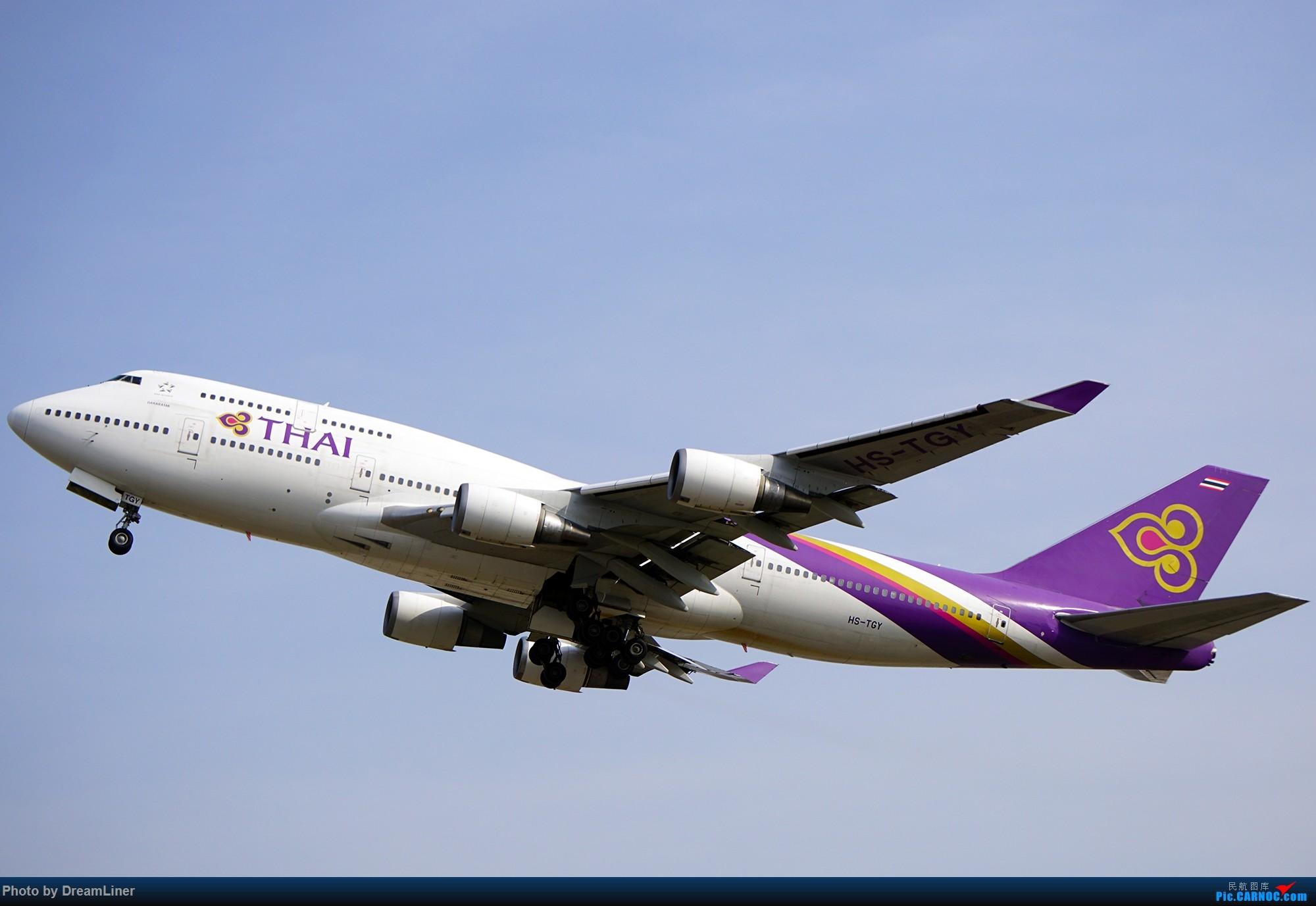 Re:[原创]17年暑假和今年寒假的ZGGG拍机成果 BOEING 747-400 HS-TGY 中国广州白云国际机场