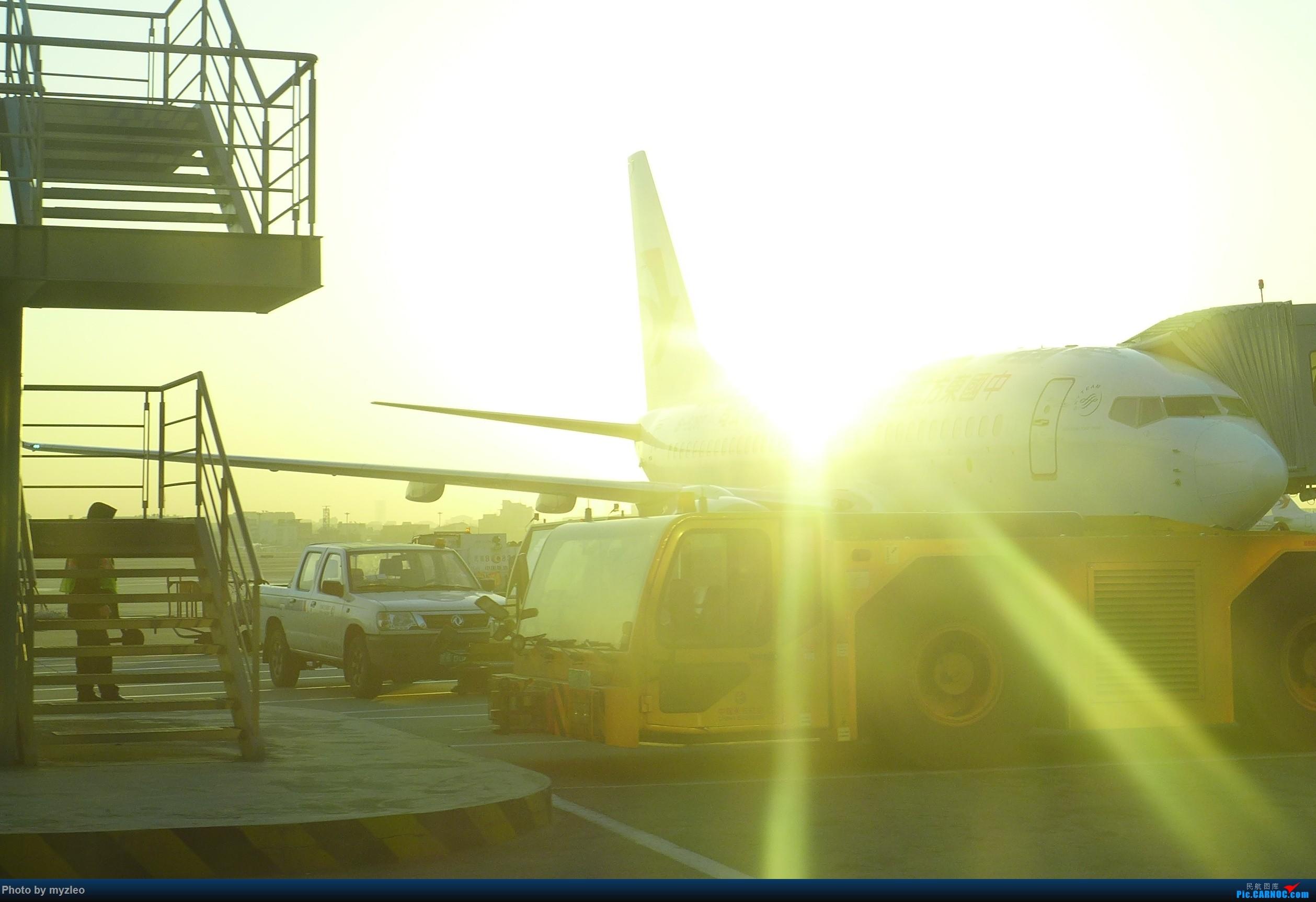 Re:[原创]【myzleo的游记1】六天五晚广州行——SHA-CAN上航商务舱初体验+广州城内 BOEING 737  SHA