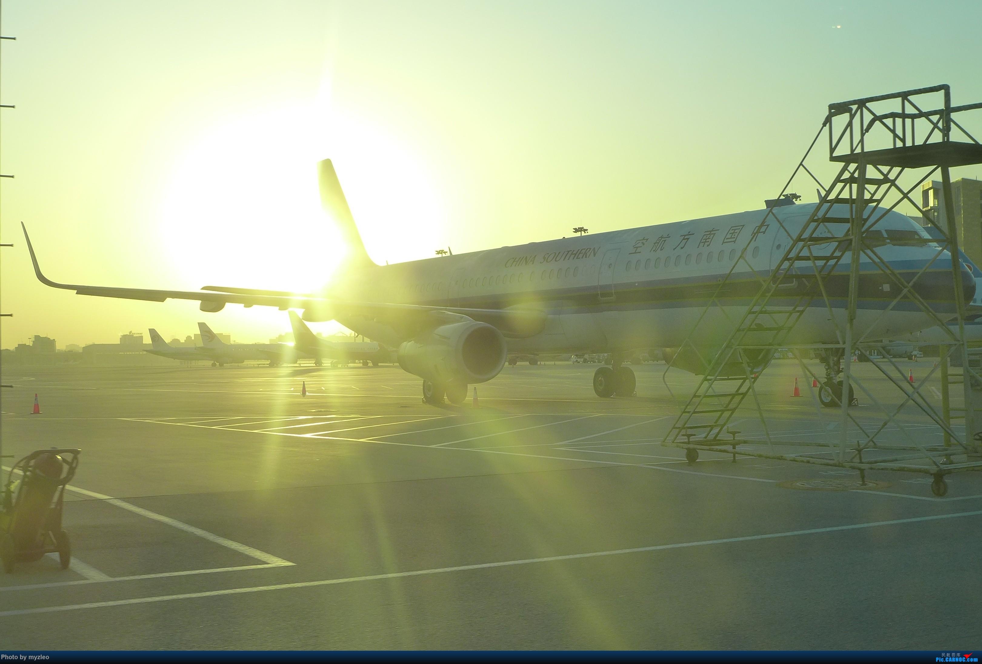 Re:[原创]【myzleo的游记1】六天五晚广州行——SHA-CAN上航商务舱初体验+广州城内 AIRBUS A321  SHA