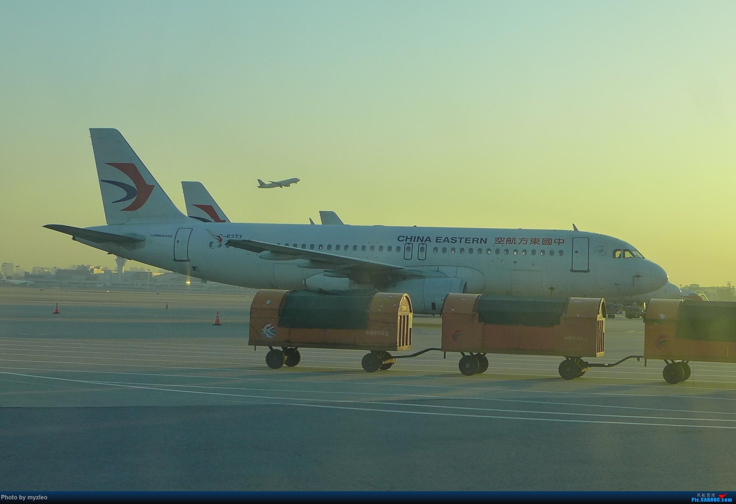 Re:[原创]【myzleo的游记1】六天五晚广州行——SHA-CAN上航商务舱初体验+广州城内 AIRBUS A320-200 B-6373 SHA