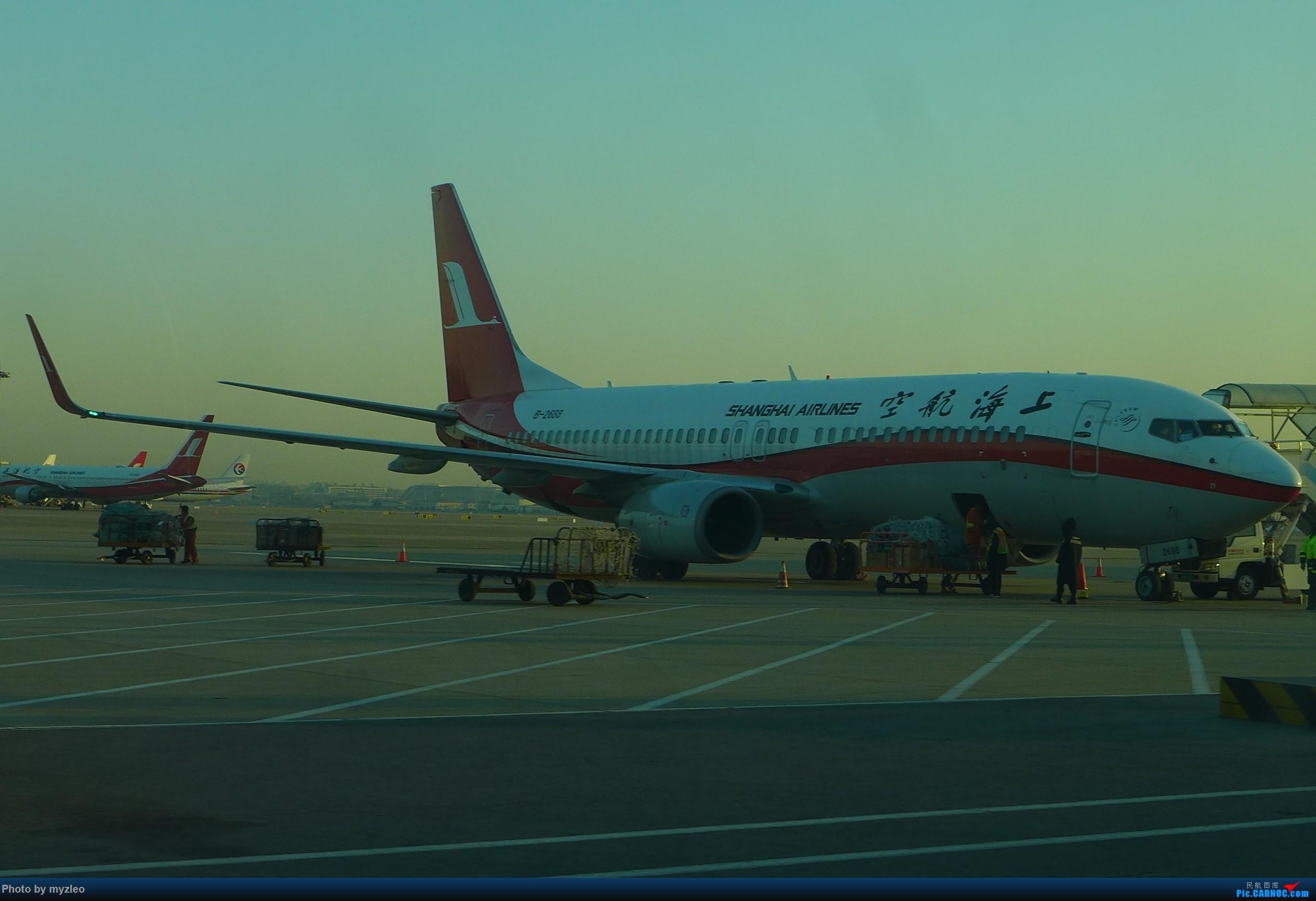 Re:[原创]【myzleo的游记1】六天五晚广州行——SHA-CAN上航商务舱初体验+广州城内 BOEING 737-800  SHA