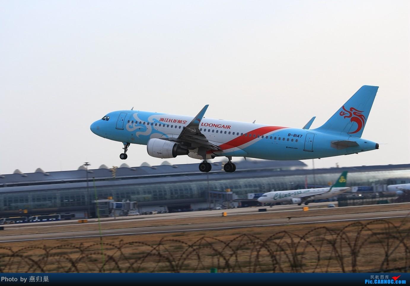 Re:[原创]【宁波飞友会】年前NGB拍机合集 AIRBUS A320-200 B-8147 中国宁波栎社国际机场