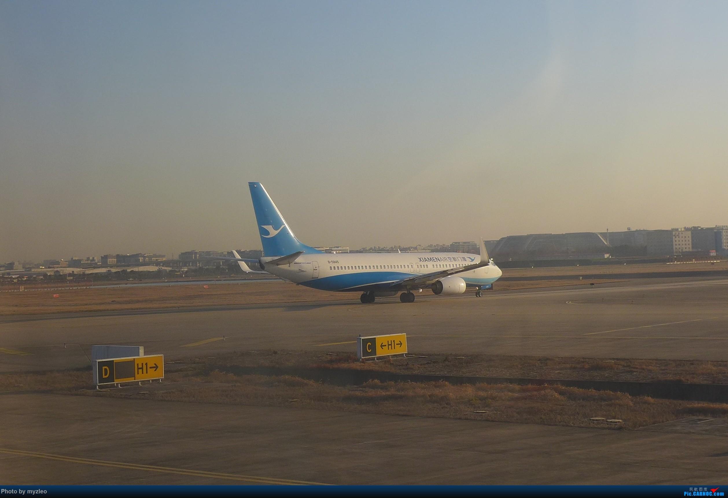 Re:[原创]【myzleo的游记1】六天五晚广州行——SHA-CAN上航商务舱初体验+广州城内 BOEING 737-800 B-5845 中国上海虹桥国际机场