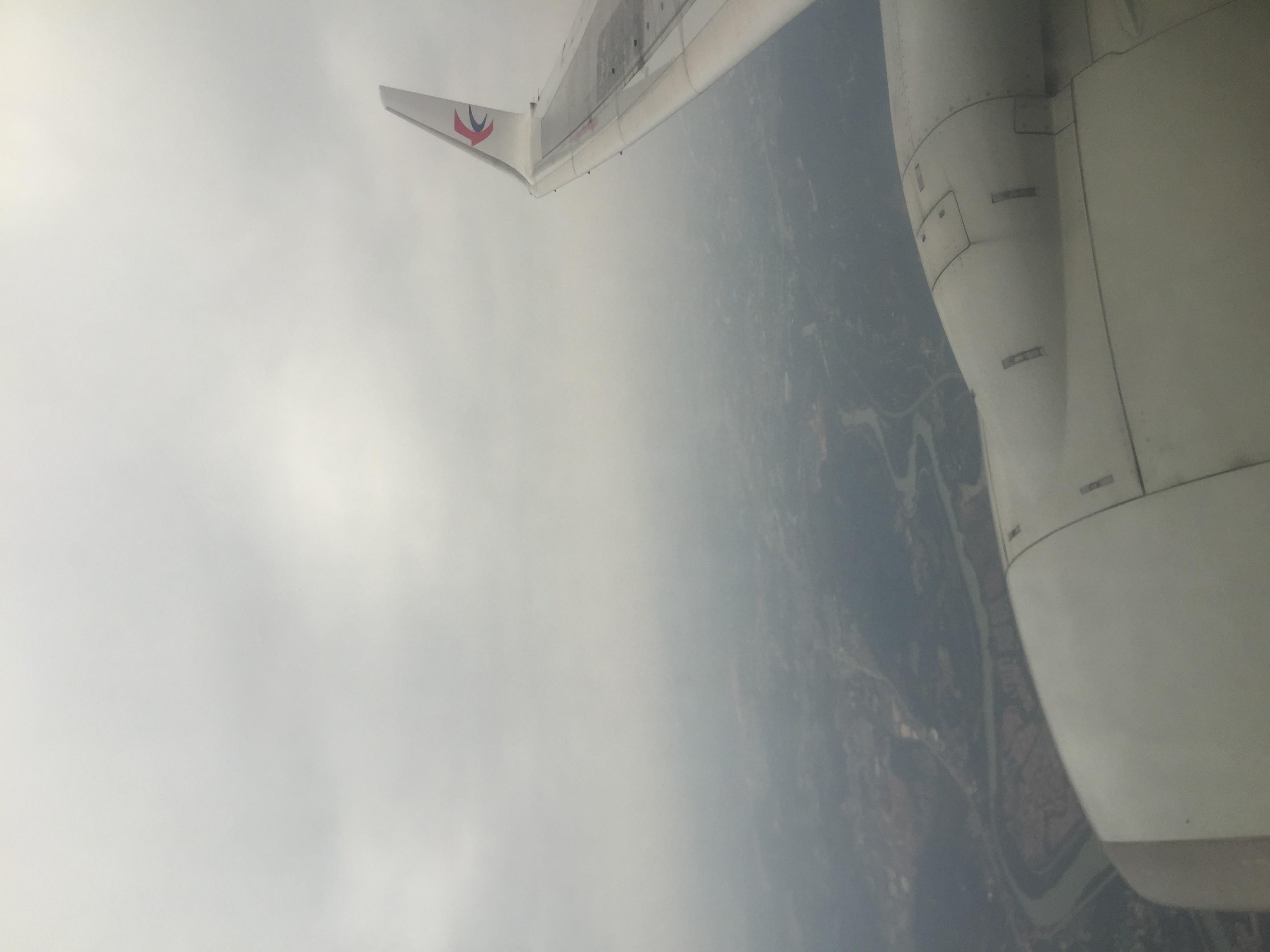 Re:[原创]「BoKer的飞行游记」新人首次发帖 中国东方航空 广州-台州 BOEING 737-800 B-5517 中国广州白云国际机场