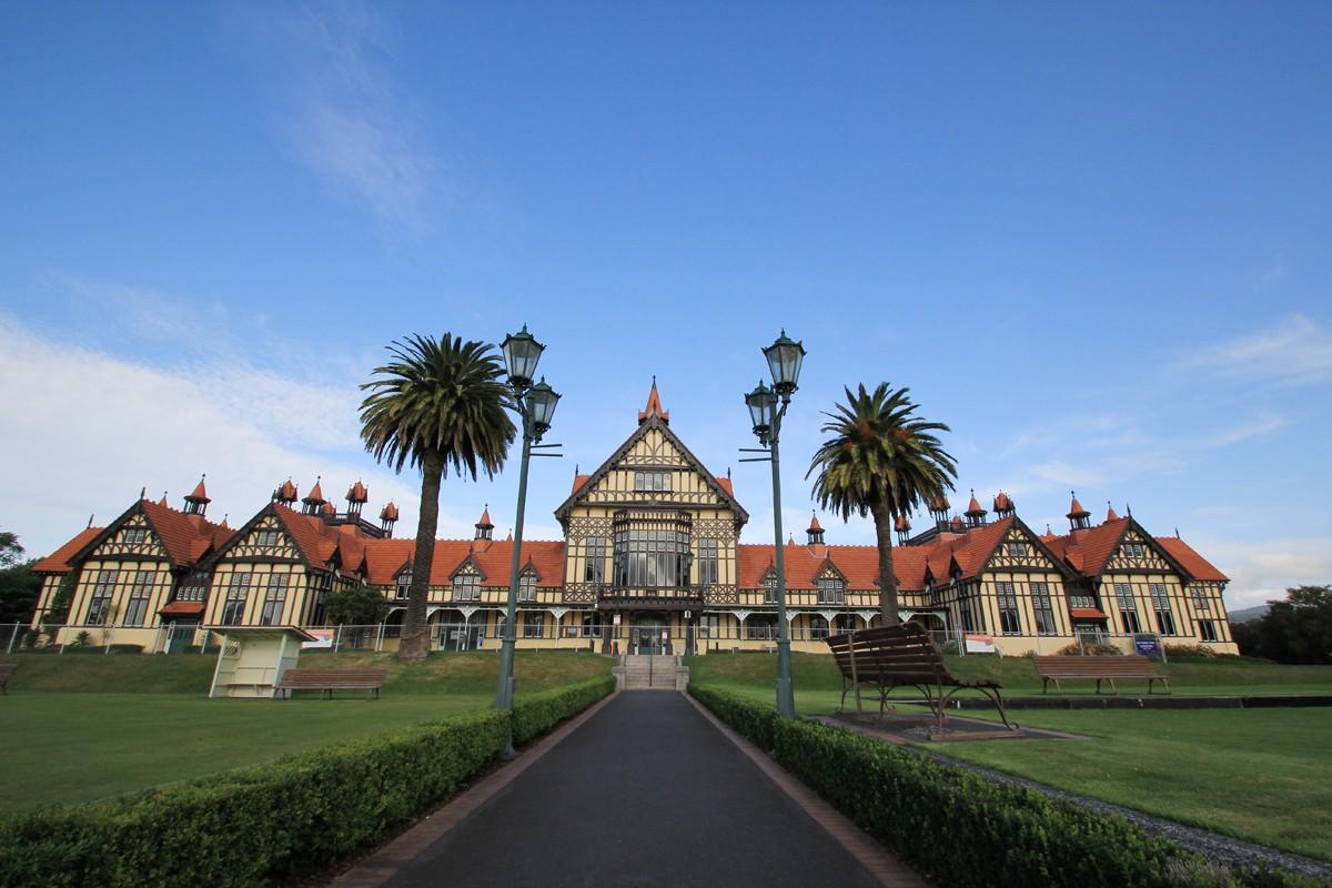 Re:[原创]新西兰之行 │ MU往返 │ 南、北岛初探 │ 领略纯净之美