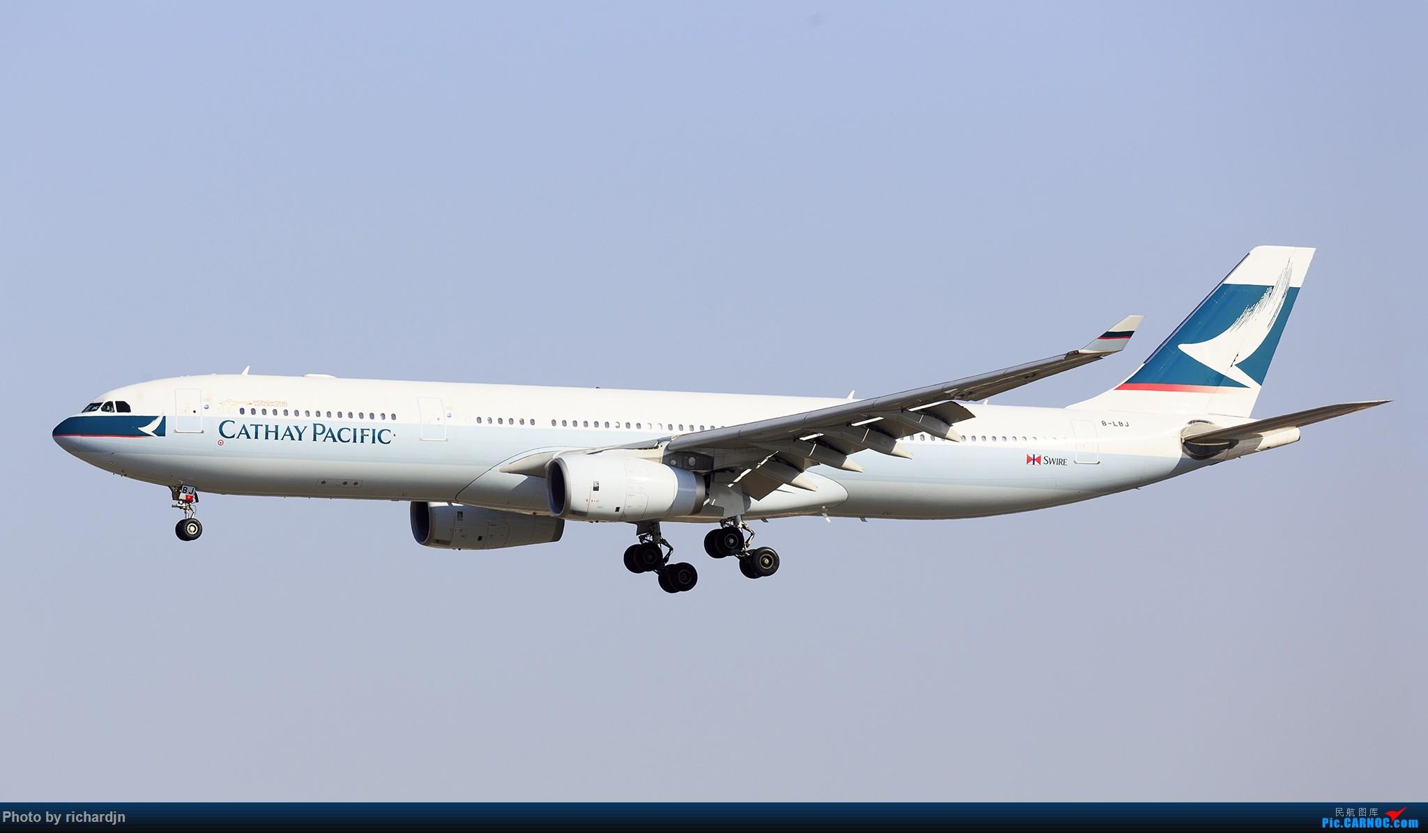 Re:[原创]新年第一撸~哈哈 AIRBUS A330-300 B-LBJ 中国北京首都国际机场