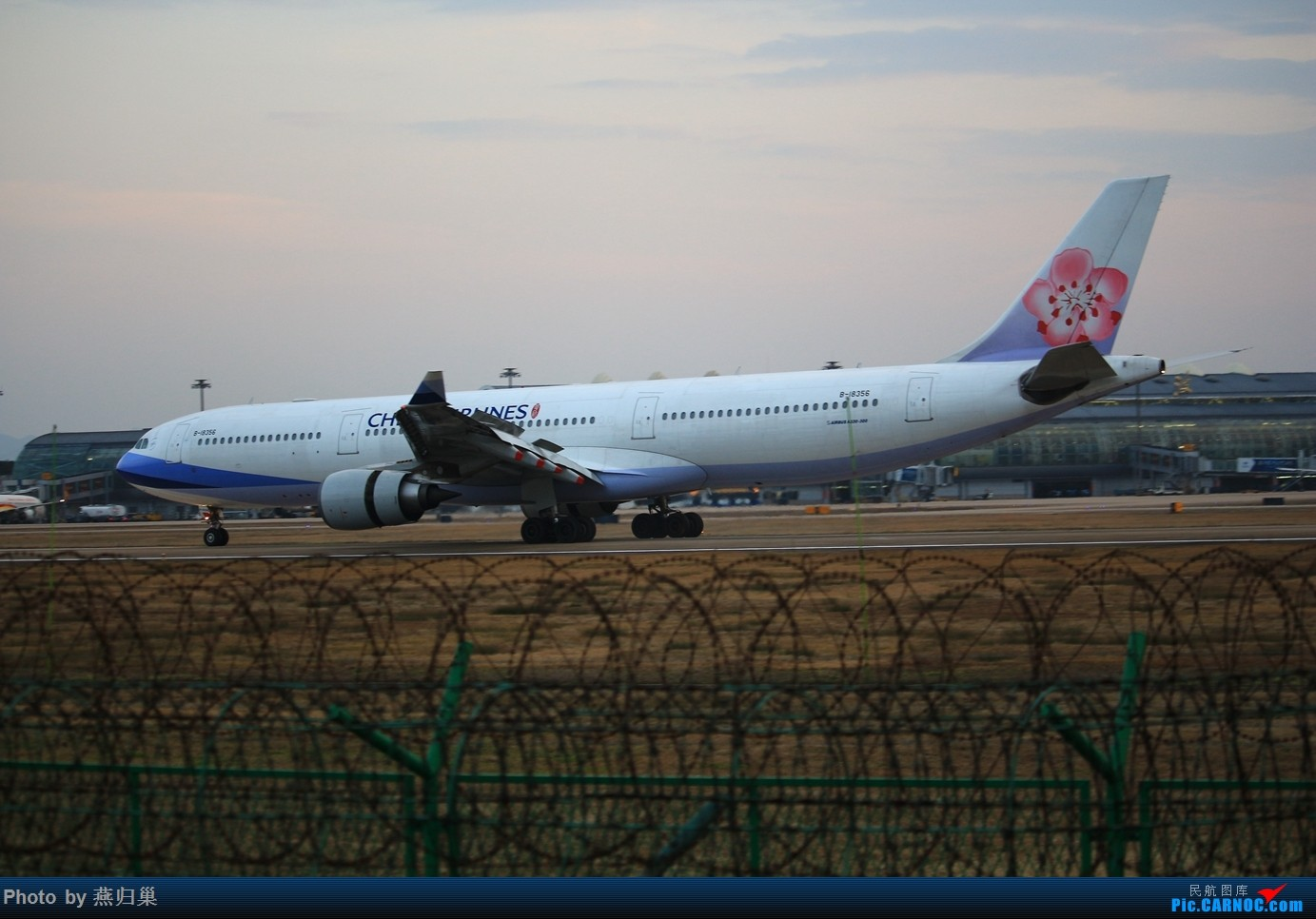 Re:[原创]【宁波飞友会】年前NGB拍机合集 AIRBUS A330-300 B-18356 中国宁波栎社国际机场