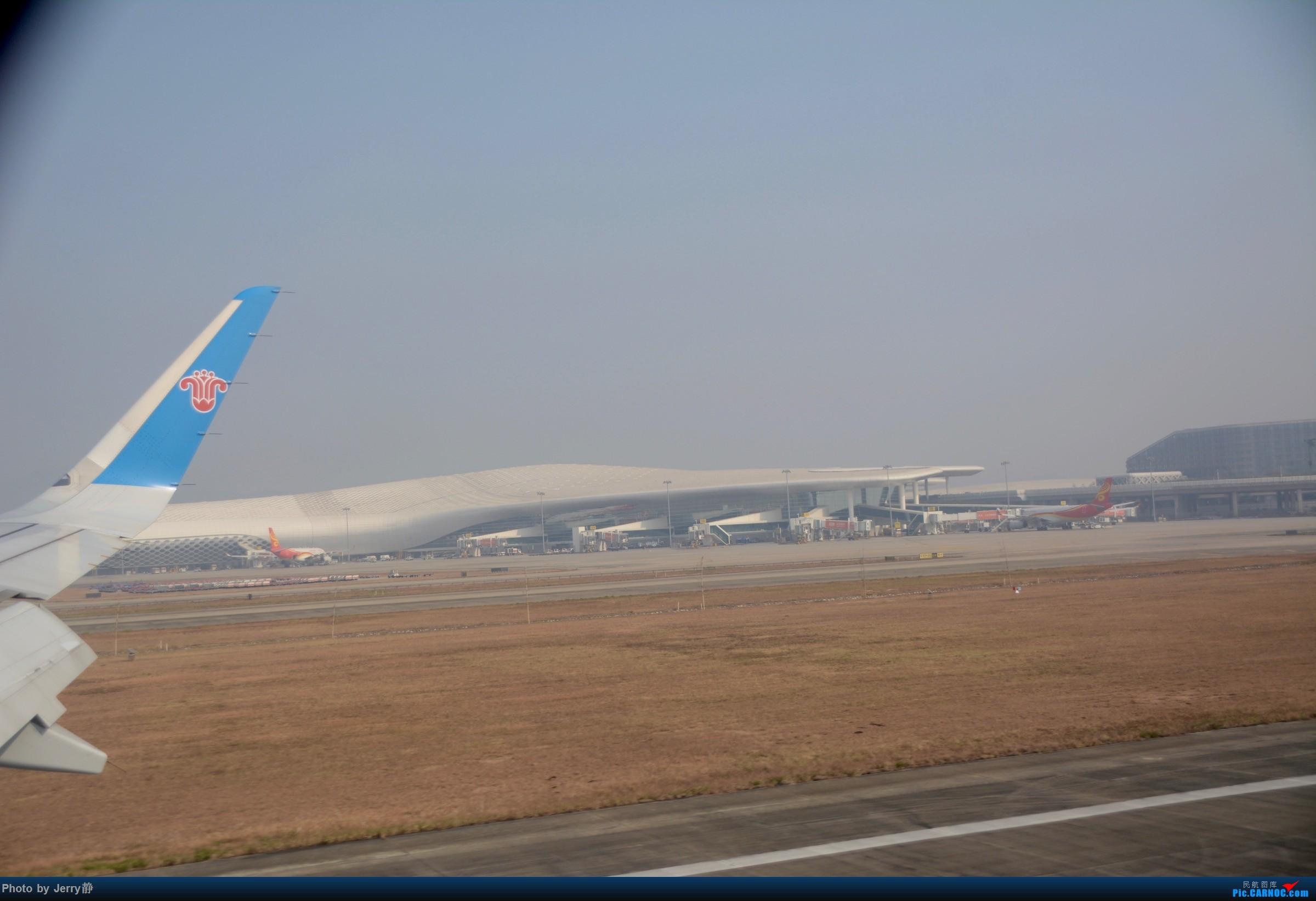 Re:[原创]CZ 沈阳--深圳,A320neo初体验    中国深圳宝安国际机场