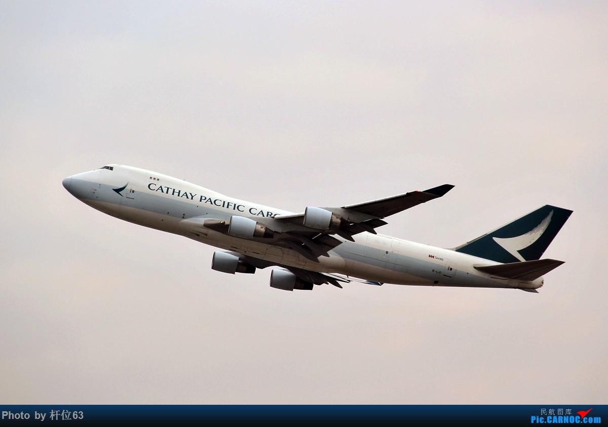 Re:[原创]第一次拍飞机 BOEING 747-400 B-LIC 中国香港国际机场
