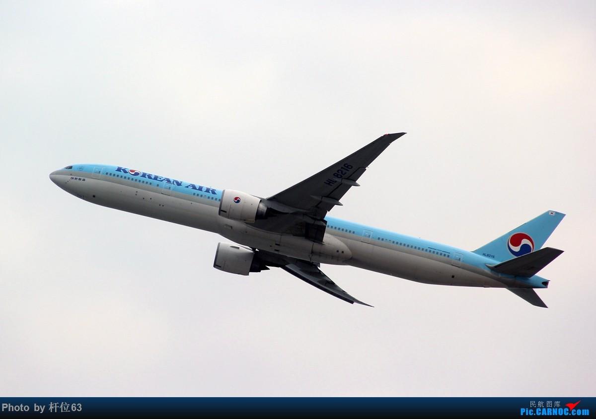 Re:第一次拍飞机 BOEING 777-300ER HL8216 中国香港国际机场