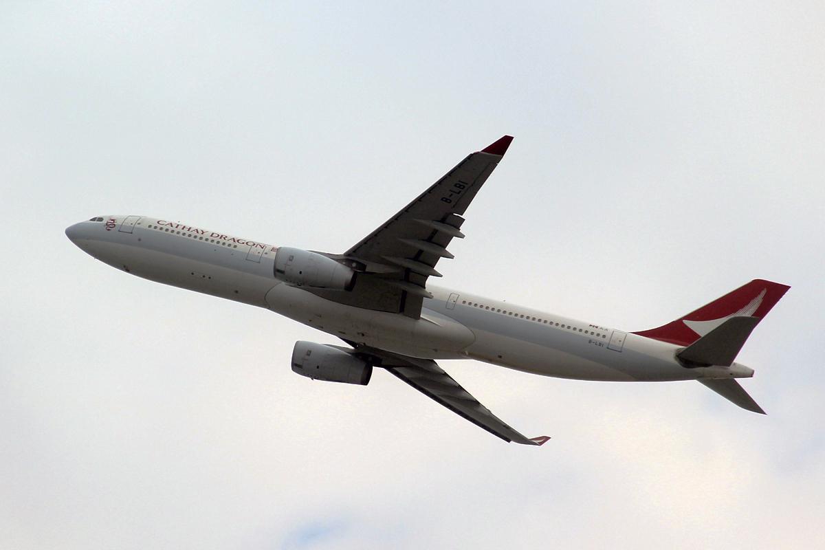 Re:[原创]第一次拍飞机 AIRBUS A330-300 B-LBI 中国香港国际机场