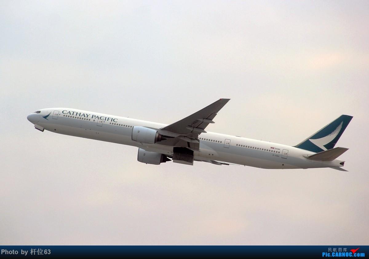 Re:[原创]第一次拍飞机 BOEING 777-300 B-HNH 中国香港国际机场