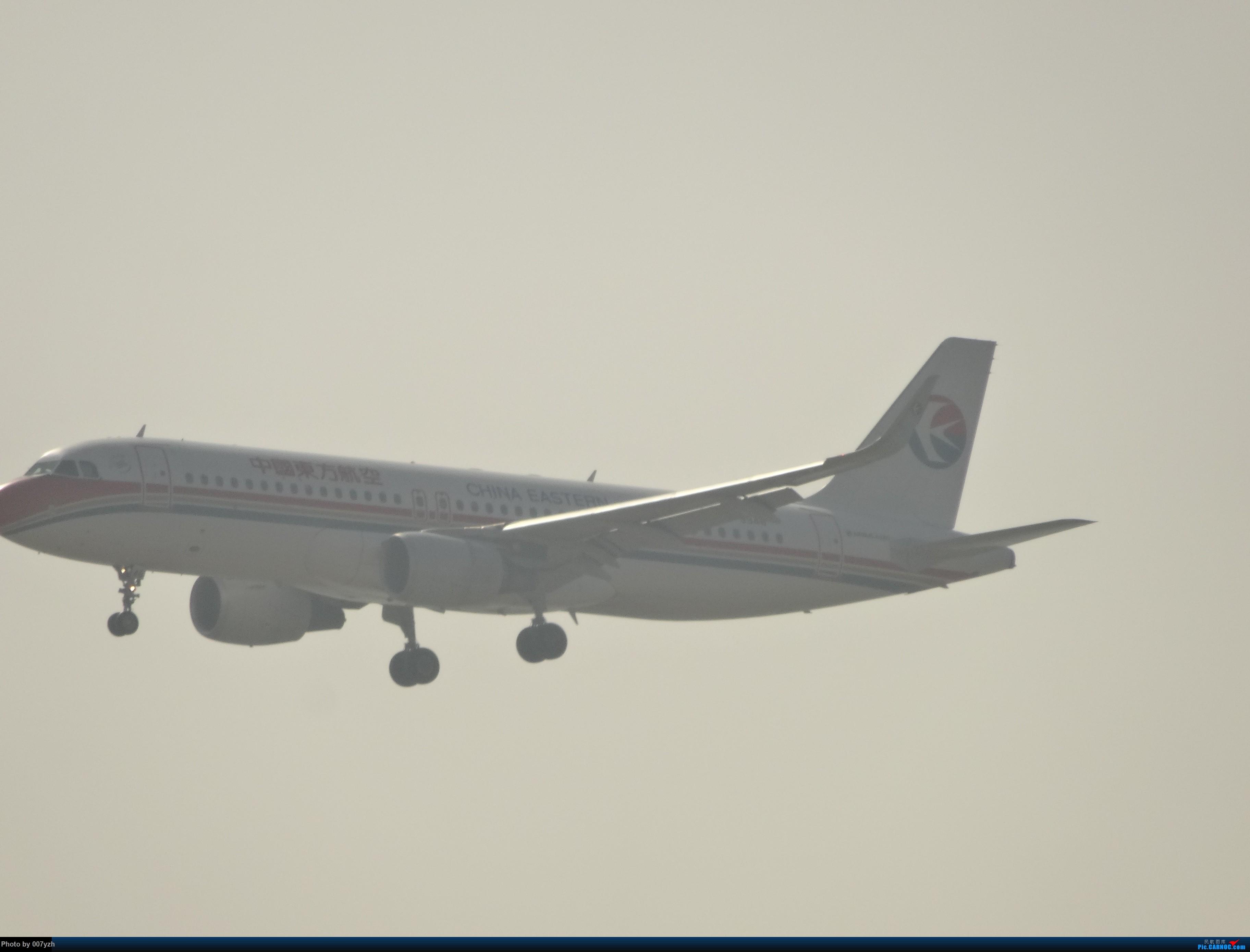 [原创]第一次正式拍机,原谅是背光拍的 AIRBUS A320-200