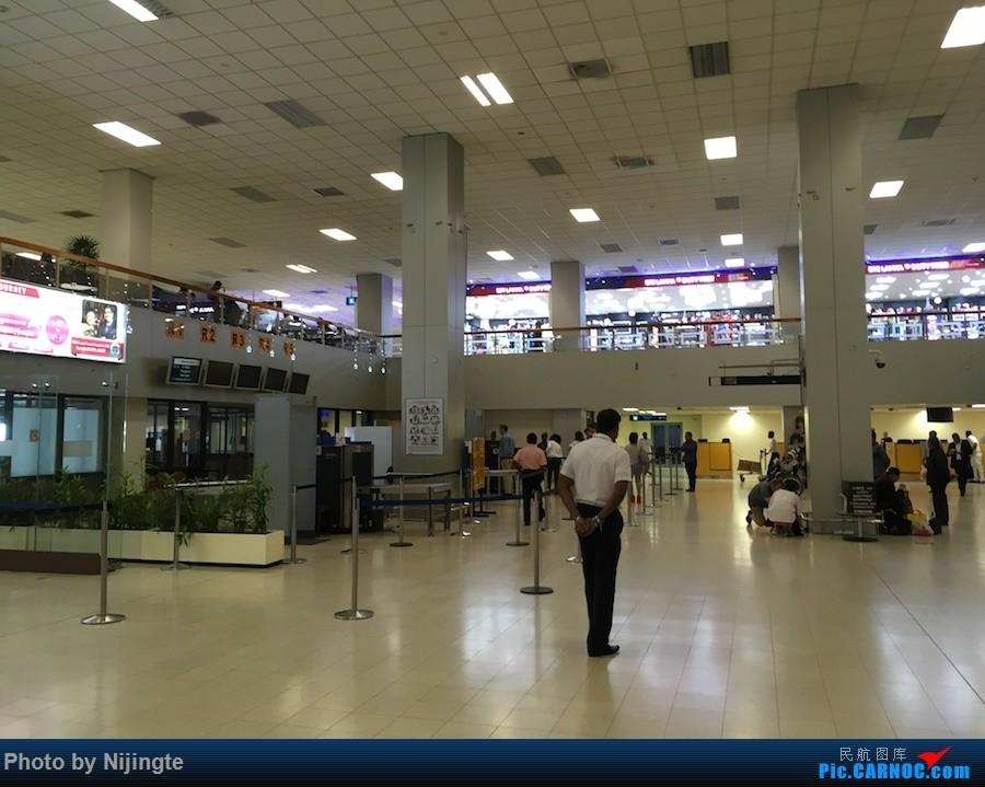 Re:[原创]Nick游记4 圣诞锡兰 感受自然 斯里兰卡航空333往返    斯里兰卡科伦坡班达拉奈克国际机场