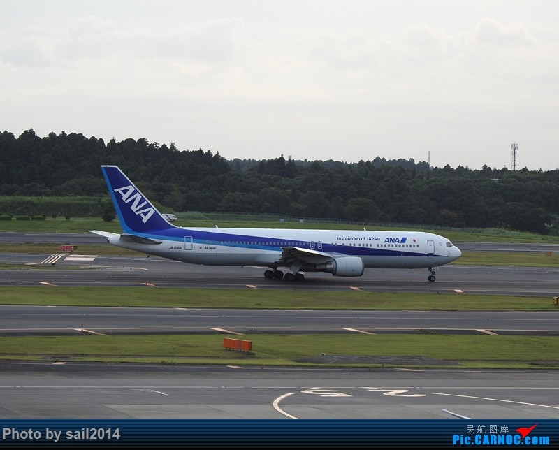 Re:[原创]补发九月末成田拍机 BOEING 767-300ER JA616A 成田国际机场