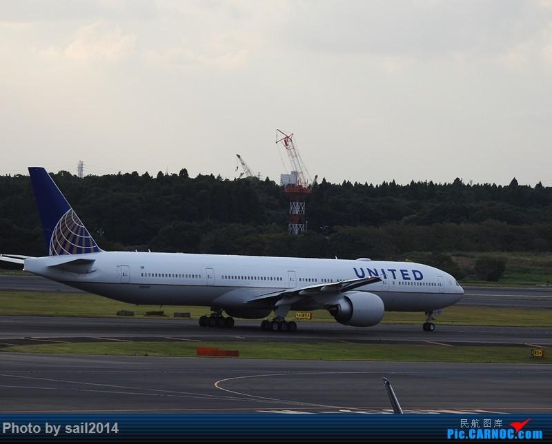 Re:[原创]补发九月末成田拍机 BOEING 777-300ER N2644U 成田国际机场