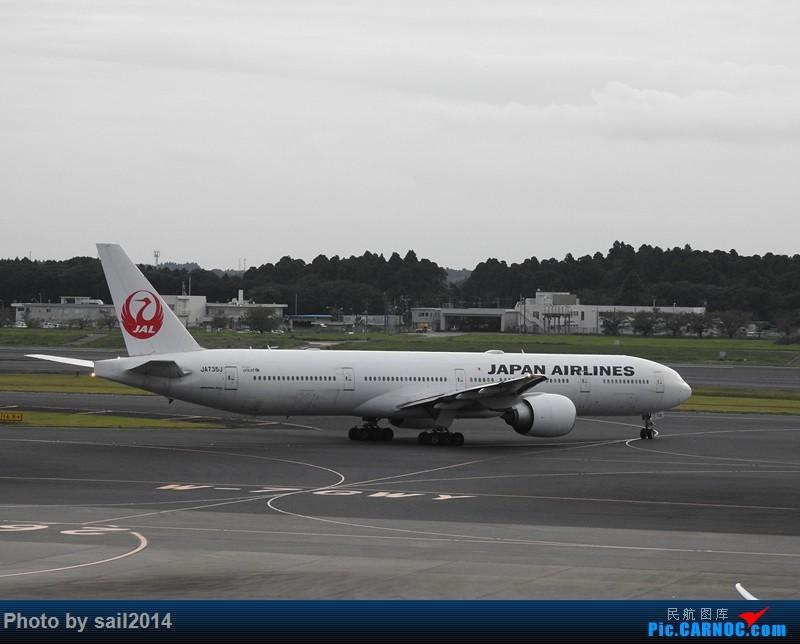 Re:[原创]补发九月末成田拍机 BOEING 777-300ER JA735J 成田国际机场