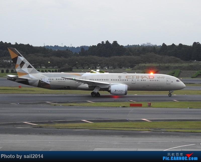 Re:[原创]补发九月末成田拍机 BOEING 787-9 A6-BLB 成田国际机场