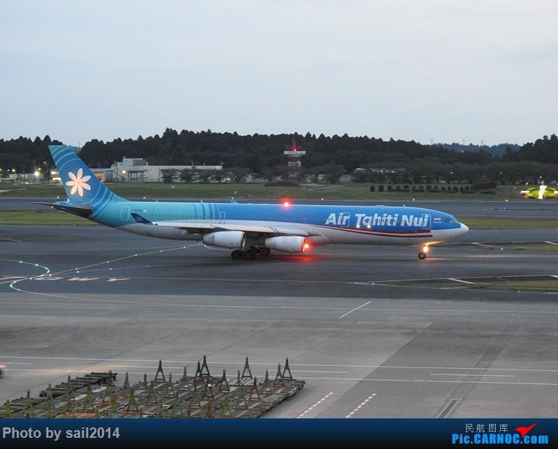 Re:[原创]补发九月末成田拍机 AIRBUS A340-300 F-OJTN 成田国际机场