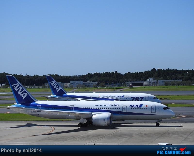 Re:[原创]补发九月末成田拍机 BOEING 787-8 JA838A 成田国际机场