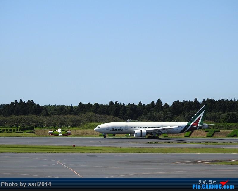 Re:[原创]补发九月末成田拍机 BOEING 777-200ER EI-DBL 成田国际机场