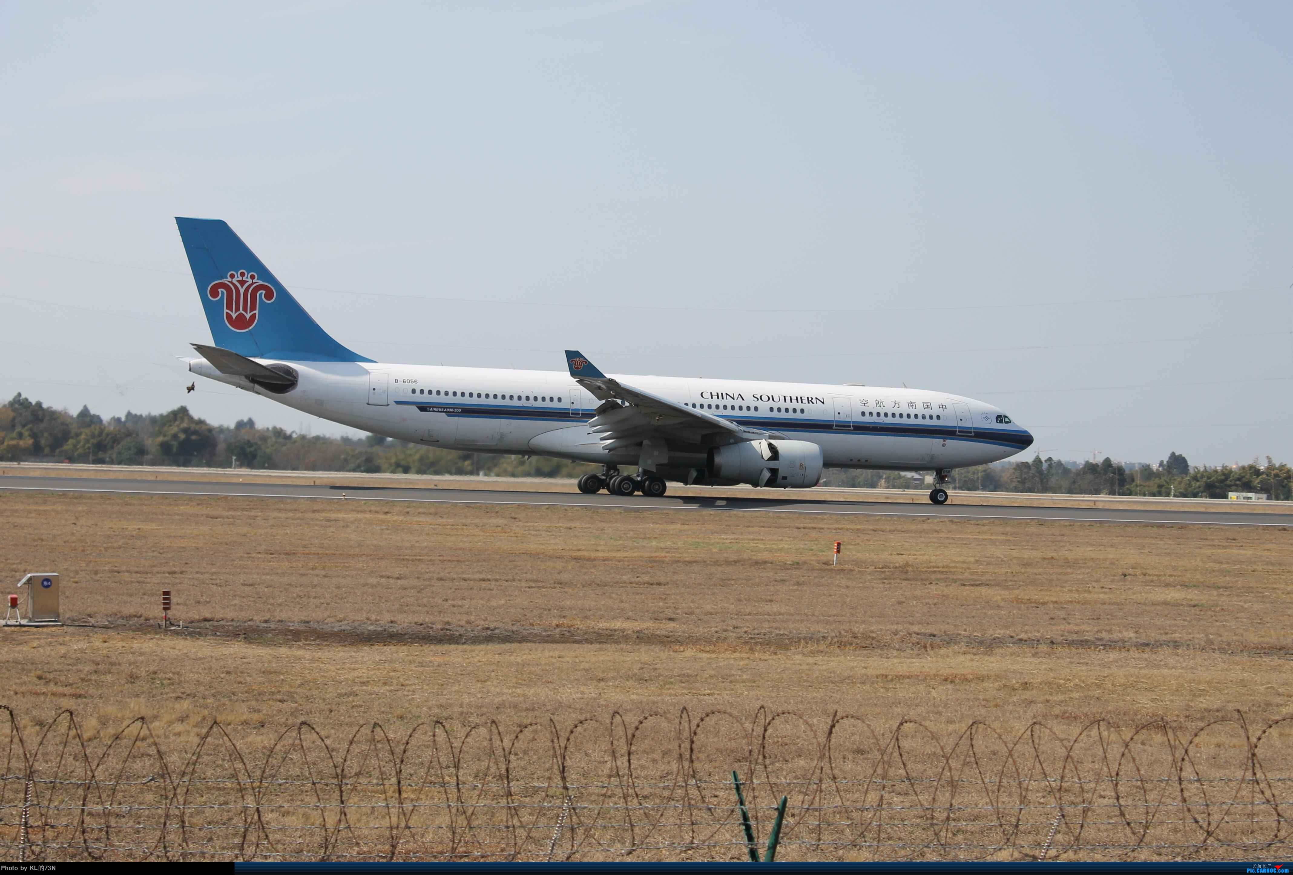 Re:[原创]新人CTU摄(请自动忽略图片里的杆子) AIRBUS A330-200 B-6056 成都双流国际机场