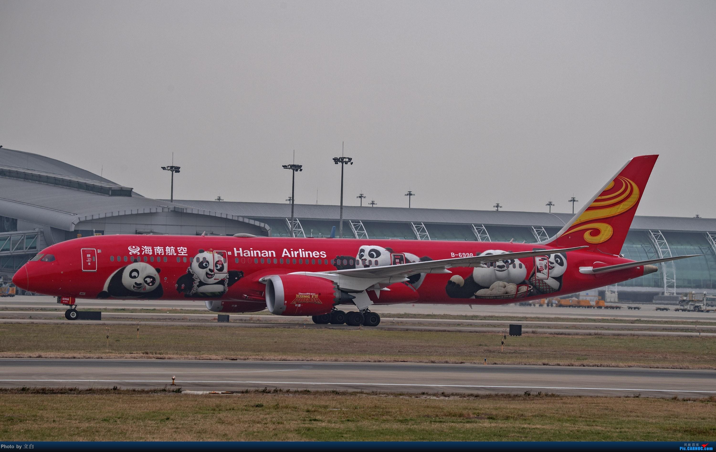 Re:[原创]春节假期白云机场的彩绘机 BOEING 787-9 B-6998 中国广州白云国际机场
