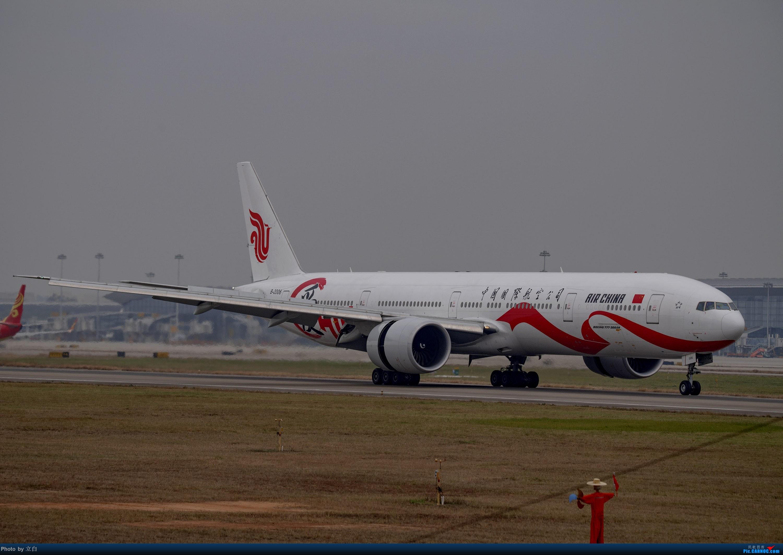 Re:[原创]春节假期白云机场的彩绘机 BOEING 777-300ER B-2006 中国广州白云国际机场