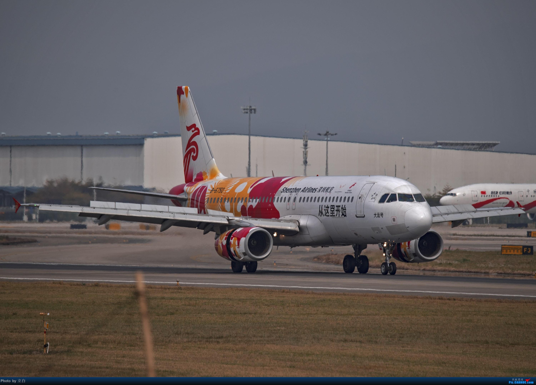 Re:[原创]春节假期白云机场的彩绘机 AIRBUS A320-200 B-6750 中国广州白云国际机场