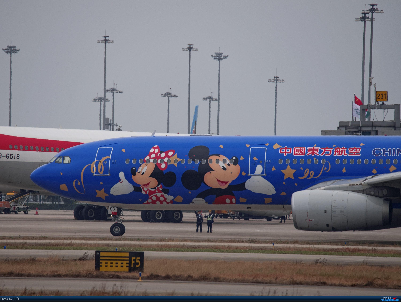 Re:[原创]春节假期白云机场的彩绘机 AIRBUS A330-300 B-6507 中国广州白云国际机场