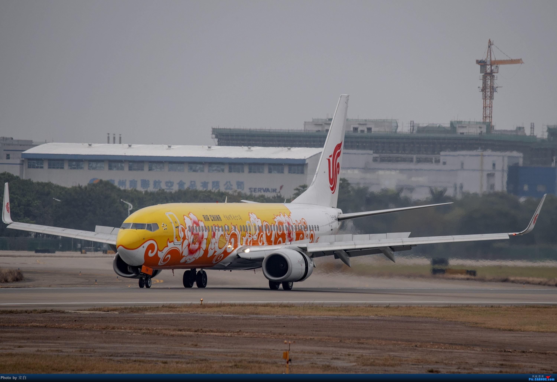 Re:[原创]春节假期白云机场的彩绘机 BOEING 737-800 B-5198 中国广州白云国际机场