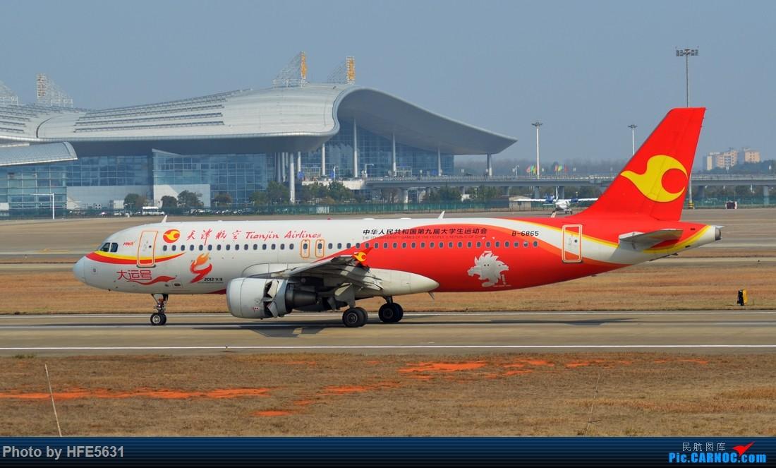 Re:[原创]【合肥飞友会】杂图一组,快两年没冒泡了,出来刷一下存在感 AIRBUS A320-200 B-6865 中国南昌昌北国际机场