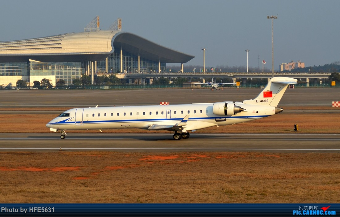 Re:[原创]【合肥飞友会】杂图一组,快两年没冒泡了,出来刷一下存在感 BOMBARDIER CRJ-700 B-4662 中国南昌昌北国际机场