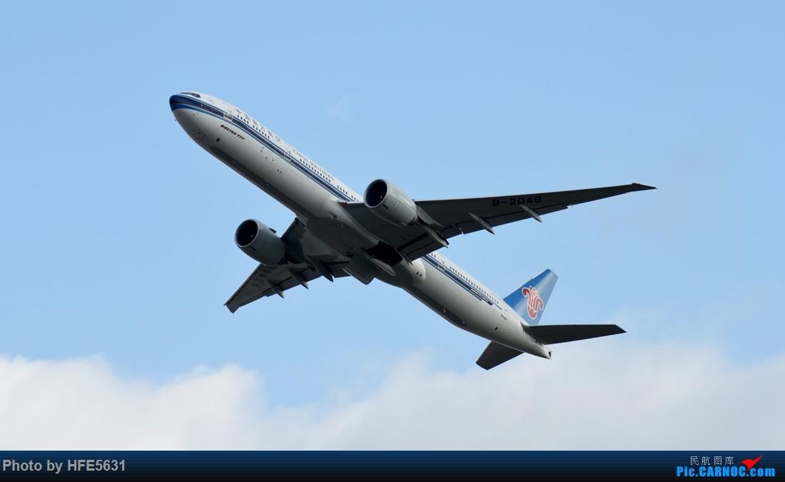 Re:[原创]【合肥飞友会】杂图一组,快两年没冒泡了,出来刷一下存在感 BOEING 777-300ER B-2048 中国广州白云国际机场