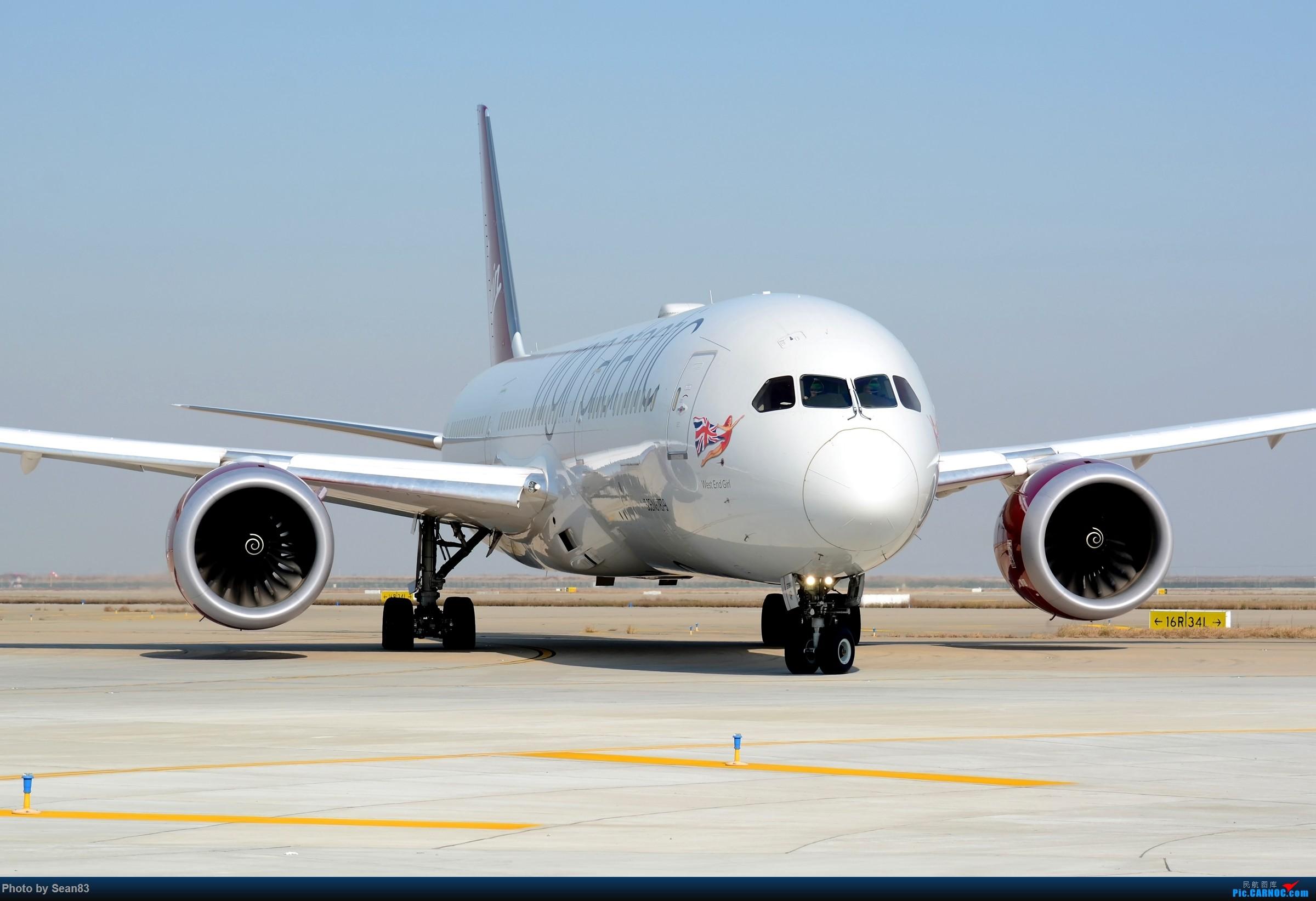 Re:[原创]向左转弯 BOEING 787-9  中国上海浦东国际机场