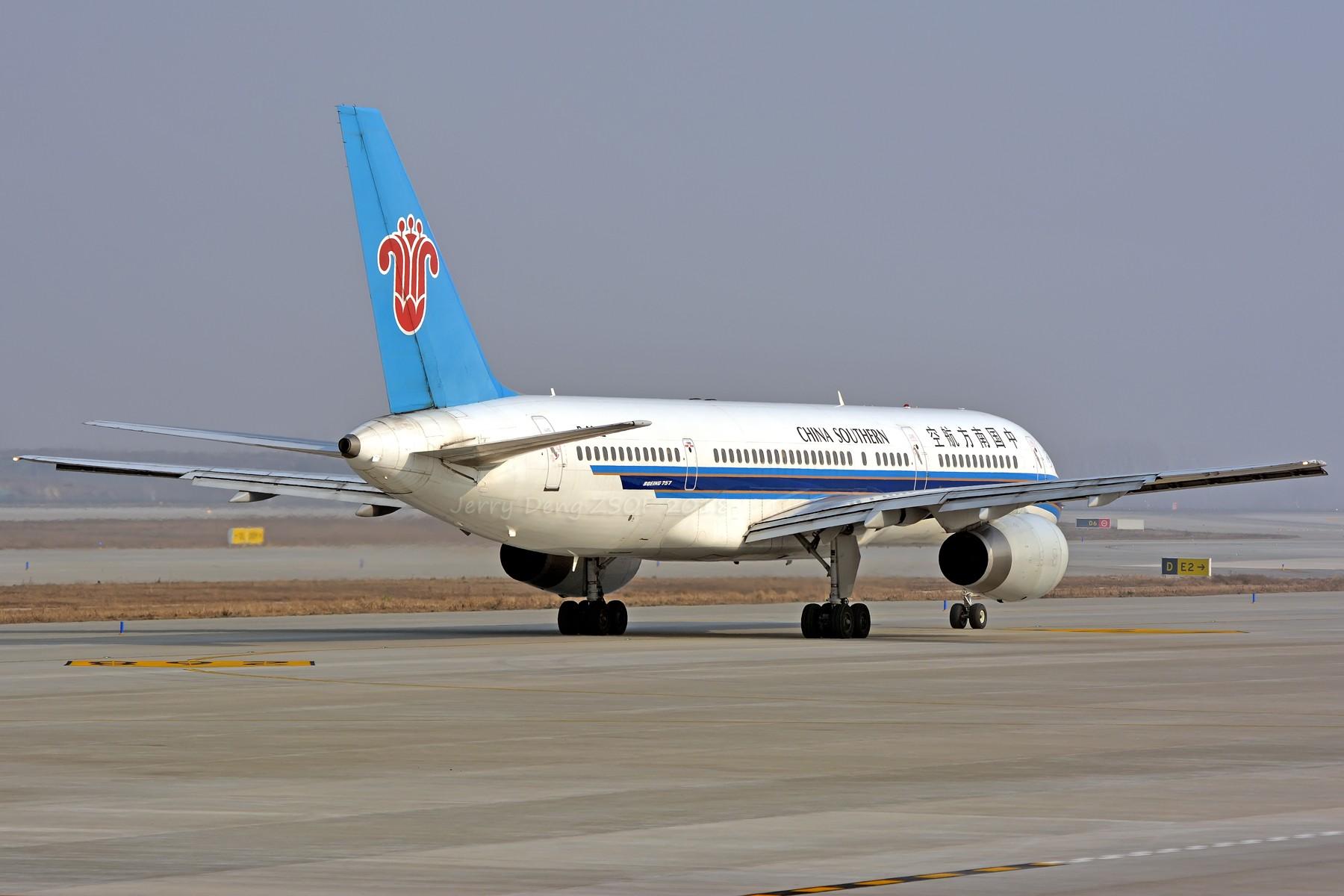 Re:[原创]【多图党】拐伍拐 BOEING 757-200 B-2812 中国郑州新郑国际机场