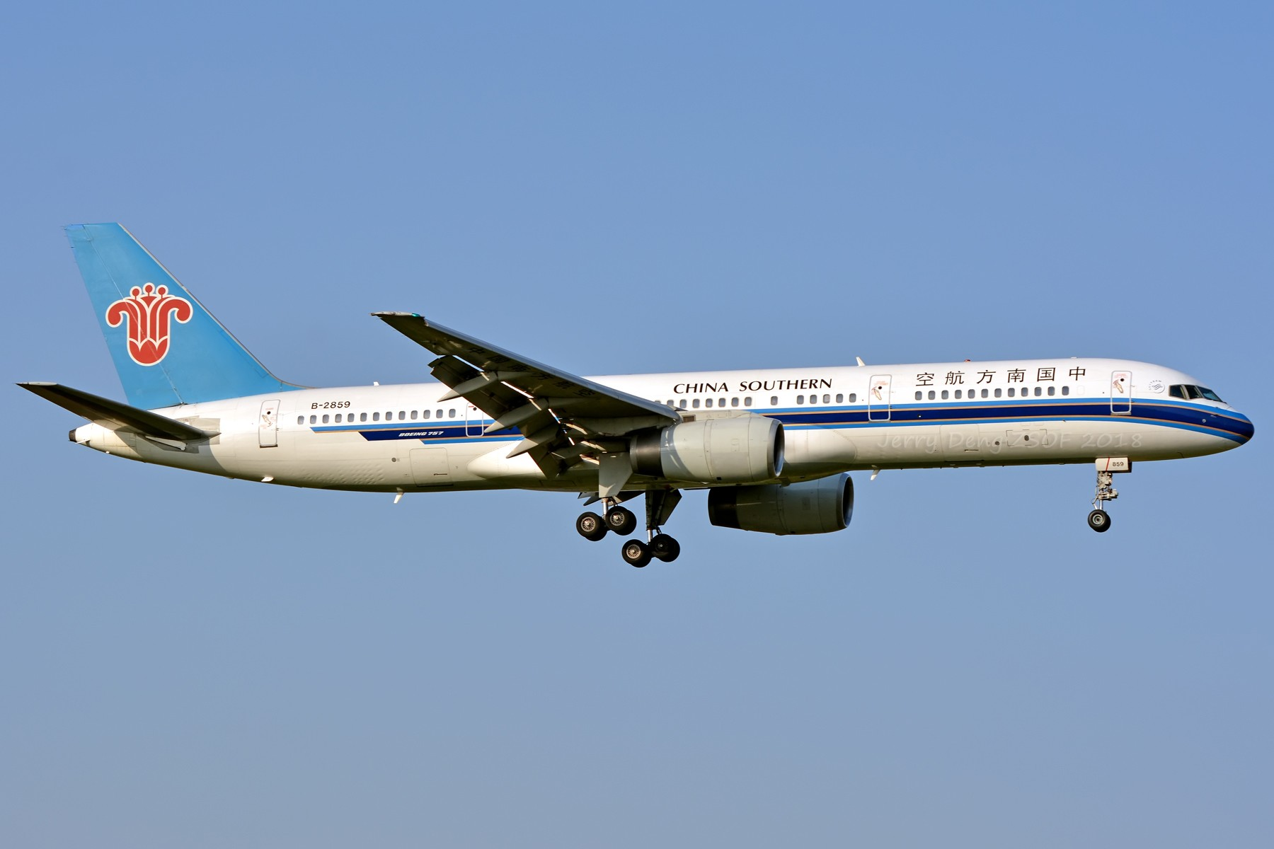 Re:[原创]【多图党】拐伍拐 BOEING 757-200 B-2859 中国合肥新桥国际机场