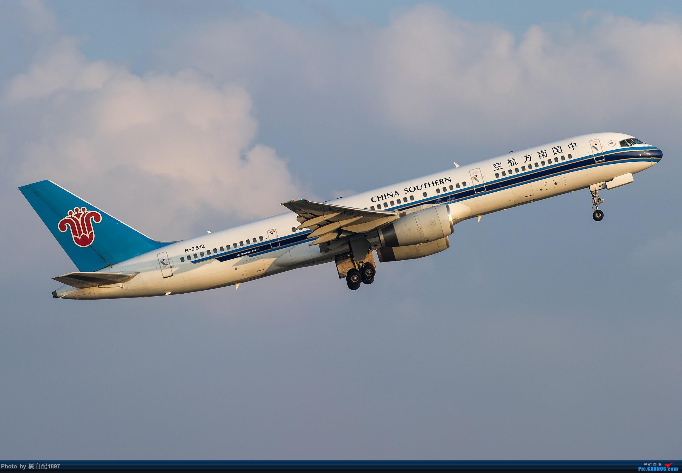 Re:曾经的南航波音757 BOEING 757-200 B-2812 中国昆明长水国际机场