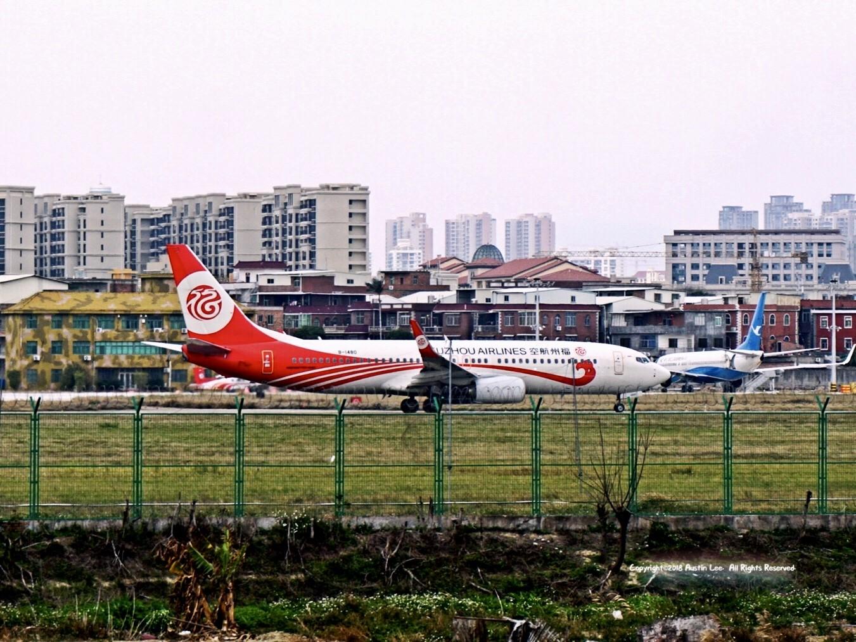Re:[原创]【JJN】第一次外场拍终于如愿·Feb20th~ BOEING 737-86W(WL) B-1480 中国泉州晋江国际机场