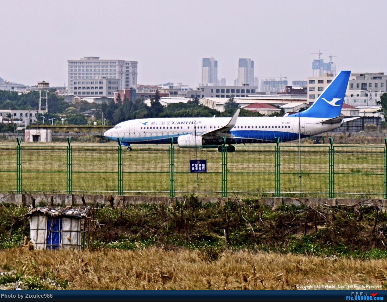 Re:[原创]【JJN】第一次外场拍终于如愿·Feb20th~ BOEING 737-85C(WL) B-1301 中国泉州晋江国际机场