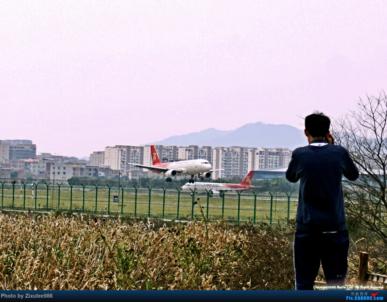 Re:[原创]【JJN】第一次外场拍终于如愿·Feb20th~ AIRBUS A320-231 B-6740 中国泉州晋江国际机场