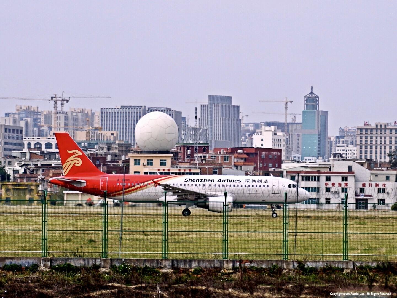 Re:[原创]【JJN】第一次外场拍终于如愿·Feb20th~ AIRBUS A320-214 B-9909 中国泉州晋江国际机场
