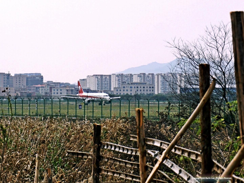 Re:[原创]【JJN】第一次外场拍终于如愿·Feb20th~ AIRBUS A319-100 B-6175 中国泉州晋江国际机场