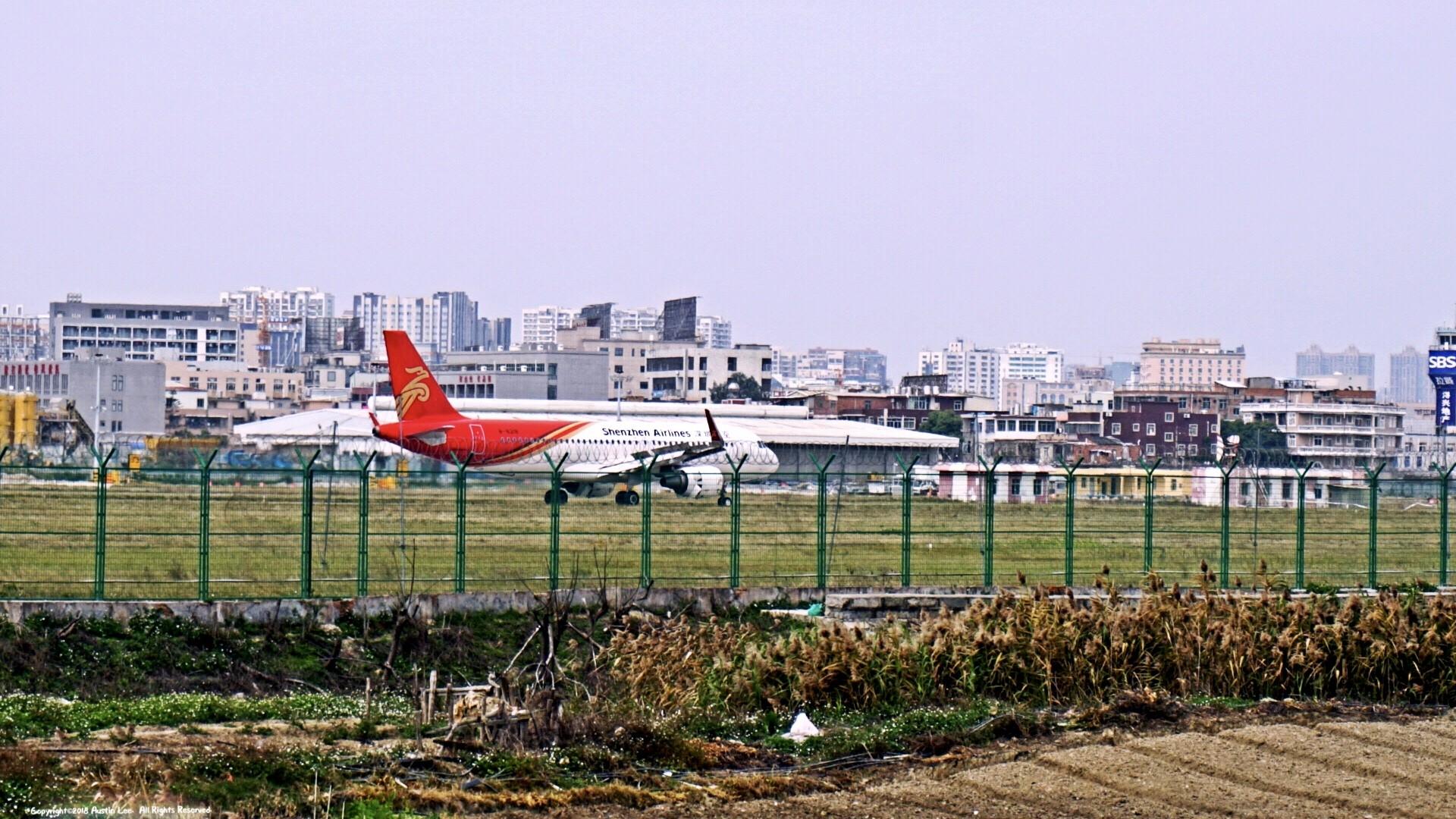 Re:[原创]【JJN】第一次外场拍终于如愿·Feb20th~ AIRBUS A320-214(SL) B-8219 中国泉州晋江国际机场