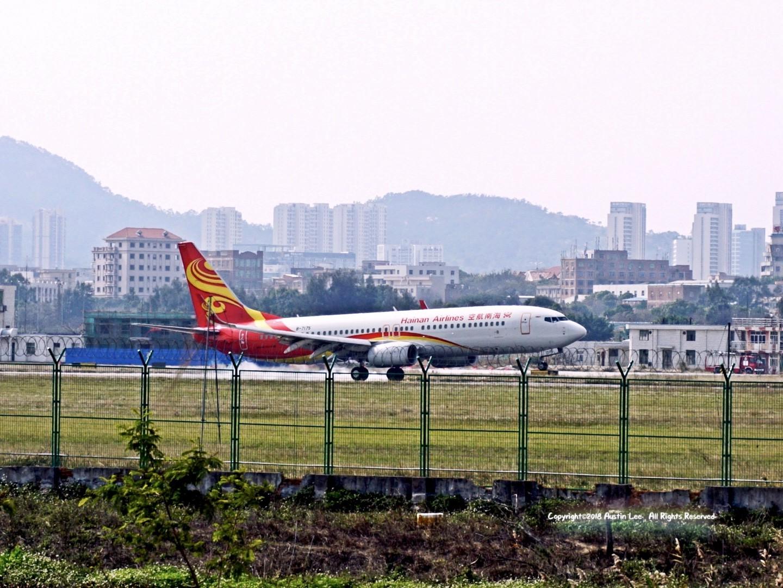 Re:[原创]【JJN】第一次外场拍终于如愿·Feb20th~ BOEING 737-800 B-7175 中国泉州晋江国际机场